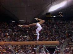 Darling of Munich - Olga Korbut - Gymnastics - Munich 1972 Olympics
