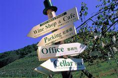 Coco Farm Winery  足利ココファームワイナリー  栃木県足利市 田島町611
