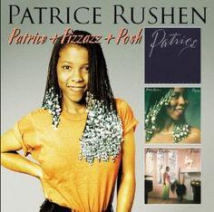 Patrice Rushen - Patrice (1978) / Pizzazz (1979) / Posh (1980)