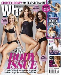 Who #magazines #September #2015 #Body Issue