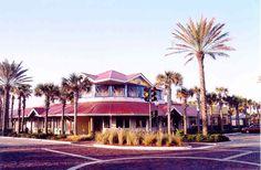 Where Neptune Beach, Florida and Atlantic Beach, Florida meet...