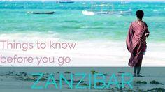 Things To Know Zanzibar