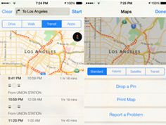 New Leaked Info about iOS 9 suggest Maps will Include Transit Directions for Users | iPhone Archive