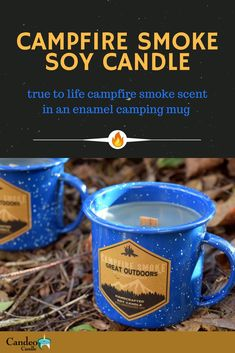Campfire Smoke Soy Candle, a true to life campfire smoke scent to bring back your favorite memories of camping trips, beach bonfires and good friends! Wood Wick Candles, Soy Candles, Lake George Camping, Candle Store, Natural Candles, Luxury Candles, Soy Wax Melts, Handmade Candles, Tea Lights