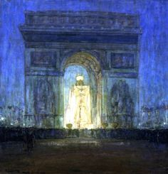 Henry Ossawa Tanner:  This guy is an AWESOME artist!