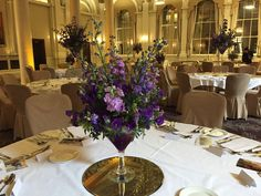 Venue Decorations | Vickys Flowers - Wedding Flower service with style and creativity | East Calder , West Lothian Wedding Table Centres, Flower Service, Table Centers, Wedding Flowers, Table Settings, Creativity, Table Decorations, Home Decor, Style
