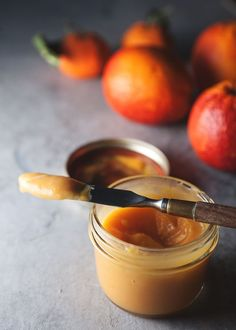 Blood Orange Curd | Recipe from The Tart Tart