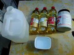 Emater responde: como fazer o sabão caseiro - Programa Rio Grande Rural - YouTube