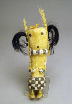 Hopi Old Style Kachina Doll