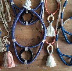 Gamma Folk necklaces #gammafolk