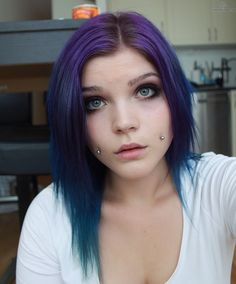 125 Cheek Piercing (Dimple) Ideas, Jewelry and Information awesome Dimple Piercing, Cheek Piercings, Piercing Tattoo, Different Types Of Piercings, Unique Body Piercings, Hair Mascara, Types Of Facials, Piercings For Girls, Dark Beauty