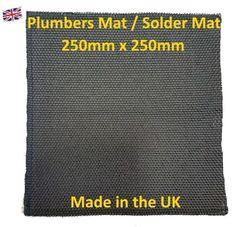 Plumbers Mat / Solder Mat / Heat Mat