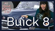 EU LI: Buick 8 {All About King #20} | All About That Book |