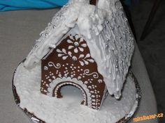 Perníkové těsto které se dá hned péct i jíst Cookie House, Gingerbread, Med, Cookies, Cake, Desserts, Christmas, Ginger Beard, Crack Crackers