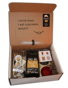 Craft Beer Baking Kit! Just in time for the holidays!