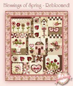 Blessings of Spring - Shabby Fabrics