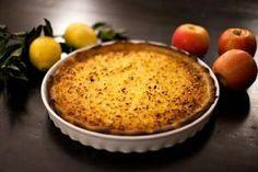 Tarte pommes râpées citron Thermomix par Minou