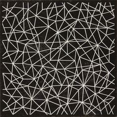 "rerylikes: "" Anton Stankowski. Linolschnitte, 1961 """