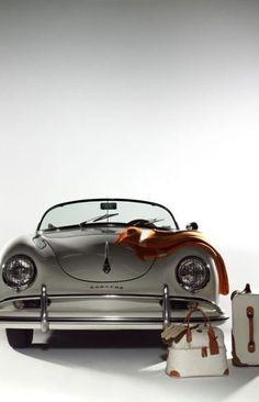 Pack it up, Porsche 356 Speedster