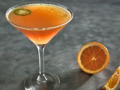 Fiery Mandarin Cocktail Sanctuary at Camelback Happy Hour
