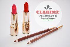 "CLARINS reinterpreta su clásico ""Joli Rouge"""
