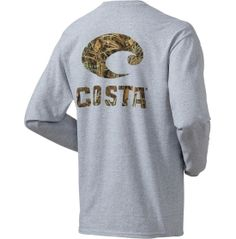 44aa2c5d17548 Costa Del Mar Realtree Max-4 Camo Long Sleeve T-Shirt - Dick s Sporting