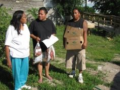 The One Spirit organization is a model of Lakota and non-native people working together to provide for current unmet basic needs of the Lakota people.
