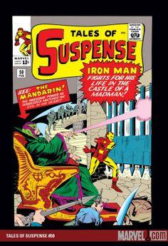 Tales of Suspense #50