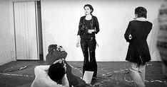 Yugoslavian performance artist Marina Abramovic dared to conduct a terrifying experiment to examine how people think.