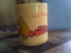 winnie the pooh coffee mug disney -