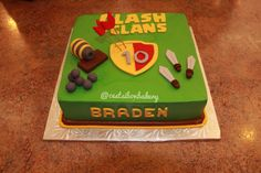 Clash Games provides latest Information and updates about clash of clans, coc updates, clash of phoenix, clash royale and many of your favorite Games Clash Royale, Birthday Cakes For Teens, Birthday Parties, Clash Of Clans, Cupcake Cakes, Cupcakes, Party Themes, Party Ideas, Themed Cakes