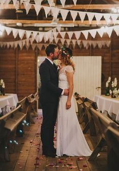 Beautiful wedding full of personal and relaxed touches