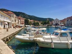 There's so much to do on the beautiful island of Hvar, Croatia! From renting a 4x4, finding hidden beaches, and eating truffle gnocchi, find out how to make the most of a weekend in Hvar!