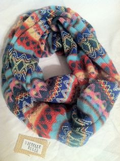 Favorite Scarf Ever -- Sweater Knit Infinity Scarf