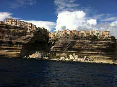 Bonifacio, Corsica. -HauteTravelBlog.tumblr.com