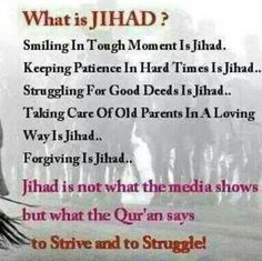 Jihad To Strive, Good Deeds, Hard Times, Take Care, Patience, Quran, Forgiveness, In This Moment, Sayings