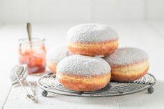Doughnut, Hamburger, Bread, Baking, Fruit, Sweet, Recipes, Food, Addiction