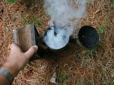 The honey bee smoker is the beekeeper's most essential tool. Learn what it is, how it works, and how to work it. Bee Smoker, Package Bees, Beekeeping For Beginners, Beekeeping Equipment, Buzz Bee, Raising Bees, I Love Bees, Bee Farm, Backyard Beekeeping