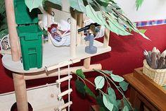 Dollhouse hammock