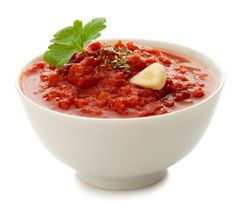 This tomato sauce was created for the Pritikin Eating Plan. The guest favorite recipes have no artery clogging fats like butter and cream and no added salt. Try it with chicken, meatleaf, and even fish!