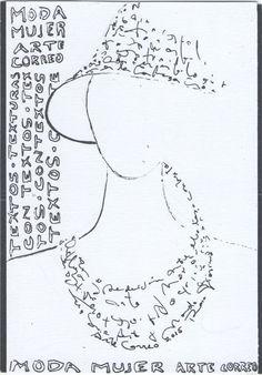 ROSA GRAVINO: Arte Correo enviado a Juan Carlos Caballero Cifuentes - Paraguay