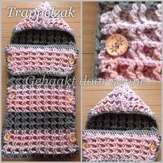 Gehaakte Baby Slaapzak Haken Voor Je Baby Tricô Pinterest Crochet