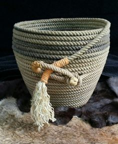 Lariat Rope Basket                                                                                                                                                                                 More