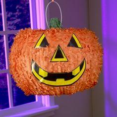Halloween Pumpkin Pinata