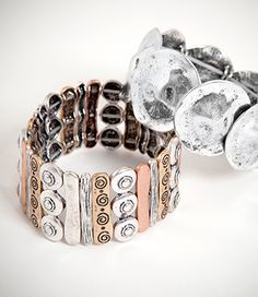 Fashion Bracelets by Kole Design - I have the bracelet with the copper and gave one to my sister too.  We both like very much!