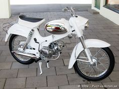1963 Puch Dixie, VZ 50 Puch Moped, Moped Motorcycle, Moped Scooter, Kick Scooter, Scooters, Small Motorcycles, Vintage Motorcycles, Steyr, Vintage Moped