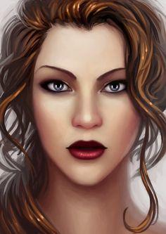 Lunar Chronicles - Queen Levana by lostie815 on deviantART