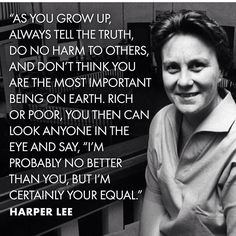 Harper Lee ~ from Monroeville, AL ~ Author of To Kill A Mockingbird