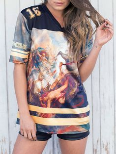 Fall of Phaeton Touchdown – LIMITED (WW ONLY $110AUD) by Black Milk Clothing