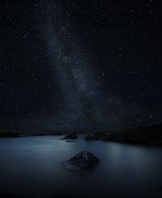 Milky Night by Marcisovsky